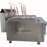Counter Top Gas Pasta Cooker MKS-606PS