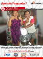 Roti Donat dan Cake : Produksi Kue Dalam Usaha Makin Mudah Dengan Mesin Maksindo