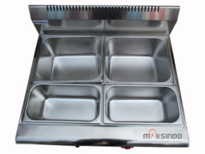 Counter Top Gas Bain Marie