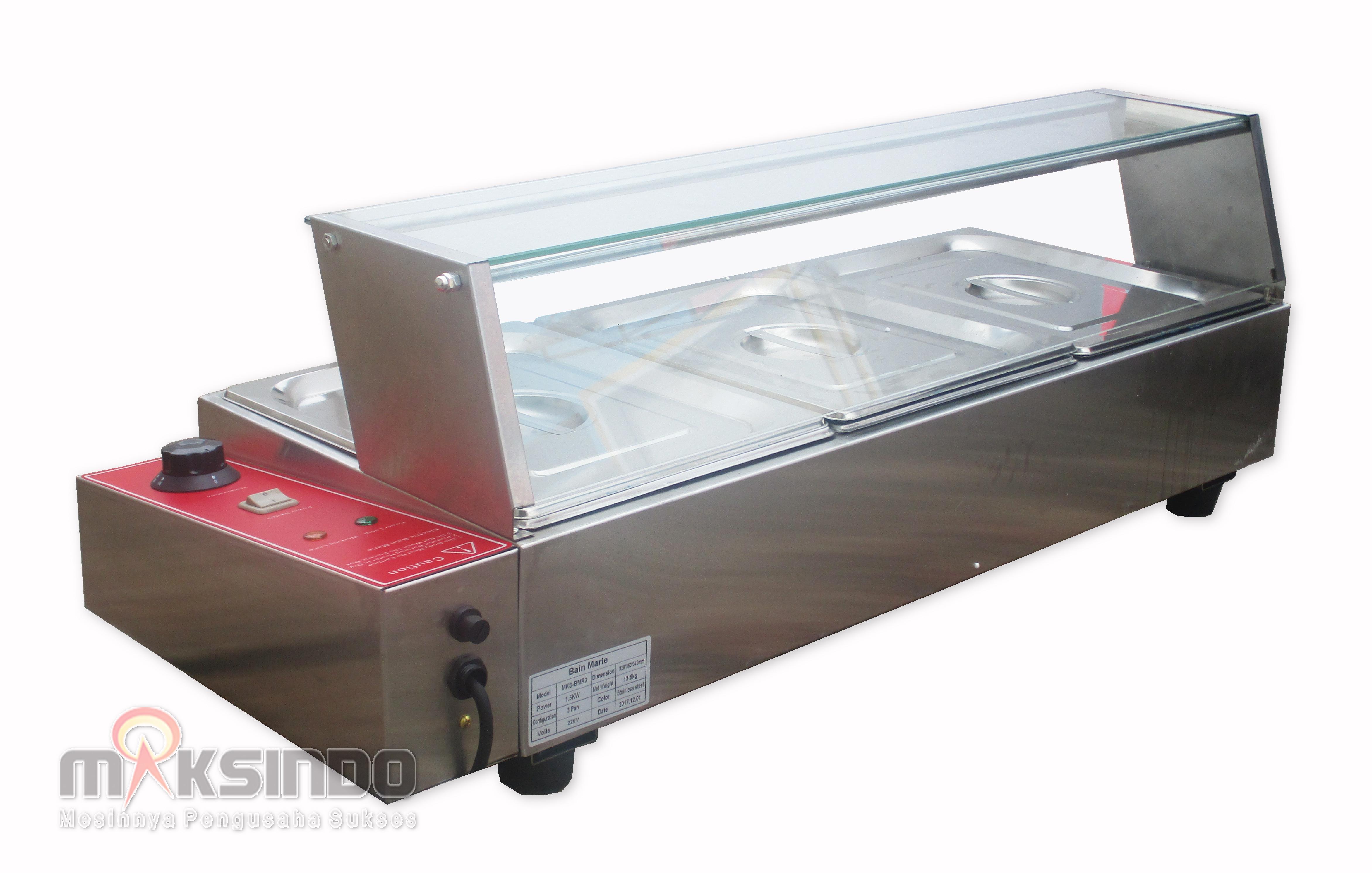 Electric Bain Marie (Penghangat Makanan) MKS-BMR3
