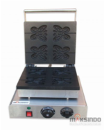 Mesin Butterfly Shaped Waffle Maker (MKS-BFLYW12)
