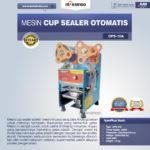 Jual Mesin Cup Sealer Otomatis (CPS-10A)