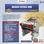 Mesin Cetak Mie (MKS-240SS)