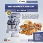 Mesin Mixer Planetary MKS-BM20B