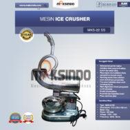 Mesin Ice Crusher (MKS-22SS)