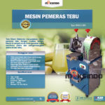 Mesin Pemeras Tebu Listrik MKS-G300