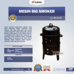 Mesin Big Smoker MKS-BLS002