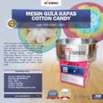 Mesin Gula Kapas Cotton Candy (Gulali)