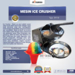 Mesin Ice Crusher SY110