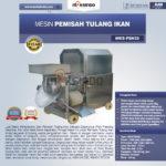 Mesin Pemisah Tulang Ikan (FSH33)