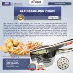 Alat Cetak Long Potato MKS-LPCT30