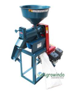 Mesin Pengupas Gabah Menjadi Beras (Rice Mill)