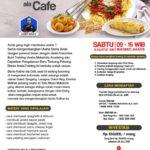 Training Usaha Makanan Ala Cafe, 12 Agustus 2018