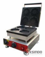 Waffle Maker Bentuk Bunga MKS-BNG04
