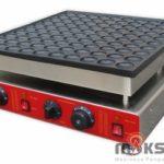 Mini Pancake Poffertjes 100 Lubang MKS-CRIP100 – Listrik