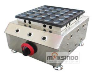 Mesin Mini Pancake Poffertjes Gas 25 Lubang MPC25