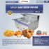 Mesin Gas Deep Fryer MKS-72