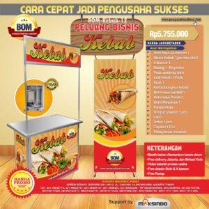 Paket Usaha Kebab Program BOM