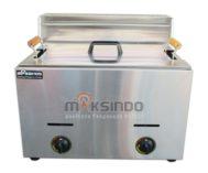 Mesin Gas Fryer MKS-G20L + Keranjang