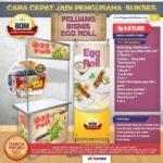 Paket Usaha Egg Roll Gas MKS-ERG007 Progam BOM