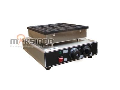 Listrik Waffle Bentuk Hati 25 Lubang MKS-HSW25E