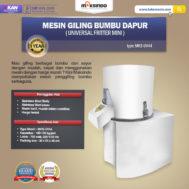 Mesin Giling Bumbu Dapur (Universal Fritter Mini) MKS-UV44