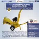 Mesin Perajang Ranting Dan Kayu Basah – KP15