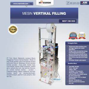 Mesin Vertikal Filling (MSP-150 5SS)