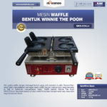 Mesin Waffle Bentuk Winnie The Pooh MKS-DOLL4