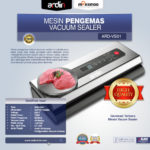 Mesin Pengemas Vacuum Sealer ARD-VS01