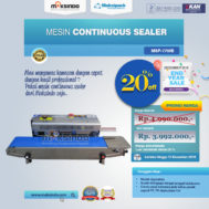 Continuous Band Sealer MSP-770IB