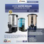 Mesin Water Boiler (MKS-D30)