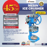 Mesin Ice Crusher MKS-ISE15