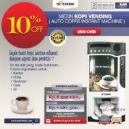 Mesin Kopi Instant (Auto Coffee Instant Machine)