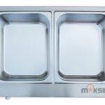 Mesin Bain Marie Penghangat Makanan MKS-EBM22