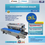 Continuous Band Sealer MSP-770IB