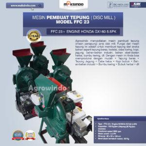 Mesin Disk Mill FFC-23