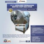Mesin Perajang Serbaguna Bentuk Chip dan Stick – MKS-VGT250