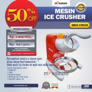 Mesin Ice Crusher MKS-CRS30