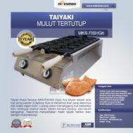 Taiyaki Mulut Tertutup MKS-FISHG6 (Gas)
