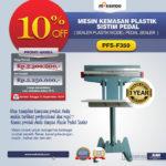 Mesin Sealer Plastik Pedal Sealer