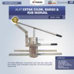 Alat Cetak Cilok, Bakso dan Kue Manual