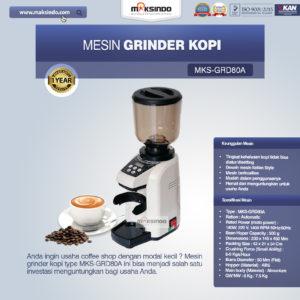 Mesin Grinder Kopi (MKS-GRD80A)