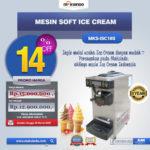 Mesin Soft Ice Cream ISC-16S