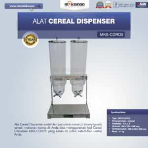 Alat Cereal Dispenser MKS-CDR02