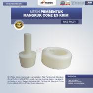 Alat Pembentuk Mangkuk Cone Es Krim MKS-MC01