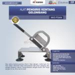 Alat Pengiris Kentang Gelombang MKS-PS269