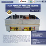 Mesin Pembuat Pancake Souffle (Souffle Machine) MKS-SFL02