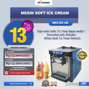 Mesin Soft Ice Cream ISC-188