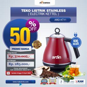 Teko Listrik Stainless (Electrik Kettel) ARD-KT11